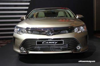 Toyota Camry 2.0E trang bị động cơ hoàn toàn mới