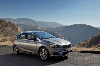 BMW bất ngờ đưa xe MPV nhỏ về Việt Nam