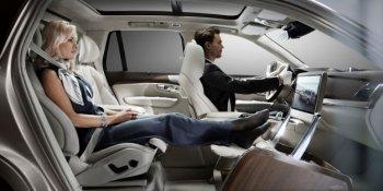 Volvo XC90 Excellence: Xế siêu sang nuông chiều khách VIP