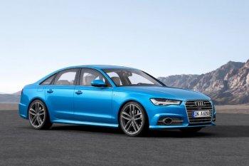 Audi chốt giá cho dòng xe A6 và A7 2016