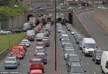 Sống gần những con phố tắc nghẽn có khả tăng tăng nguy cơ mất trí nhớ