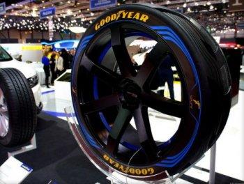 Goodyear đầu tư 550 triệu USD vào nhà máy lốp ở Mexico