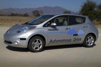 CEO Renault-Nissan: Xe ôtô tự lái sẽ có mặt sau 10 năm nữa