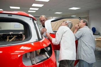 Người Pháp làm xe concept Citroen Aircross thế nào?