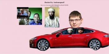 Model S bị rao bán miễn phí vì tin tặc tấn công web của Tesla