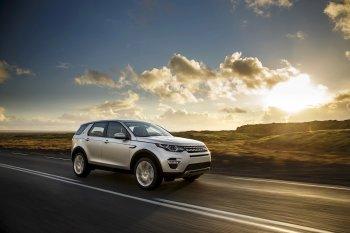 Land Rover Discovery Sport: vẻ sang đầy bụi bặm