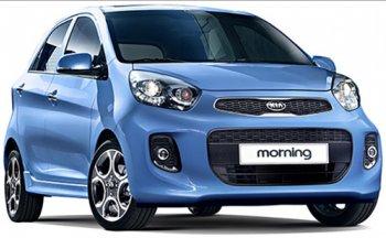 Kia Morning 2015 sắp bán ở Việt Nam