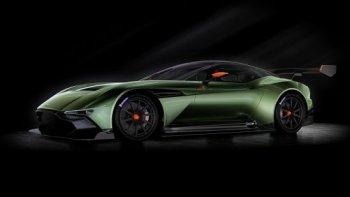 Aston Martin Vulcan – Siêu xe chỉ 24 người sở hữu