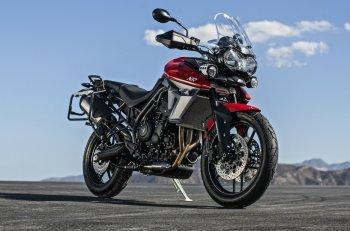 Triumph nâng cấp dòng Tiger 800 bằng hai model mới