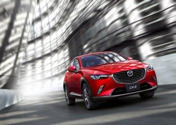 Mazda sẽ bán CX-3 2016 tại Việt Nam vào cuối mùa hè 2015