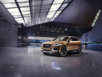 Jaguar có thể tung ra thị trường hai mẫu crossover vào năm 2020