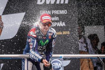 MotoGP 2015: Hoan hô Lorenzo !