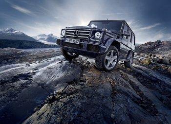 Mercedes-Benz G-Class 2016 – thay đổi từ trong ra ngoài