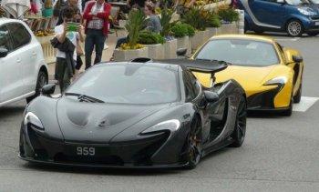 Jenson Button tậu siêu xe McLaren cho riêng mình