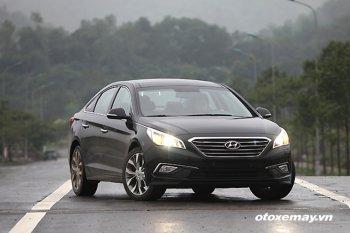 Hyundai Sonata 7 lần thay đổi trong 30 năm