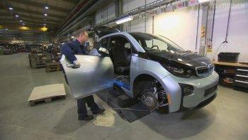 BMW i3 có thể được tái chế tới 95%