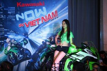 Xe Kawasaki chính hãng tại Việt Nam giá từ 196 triệu đồng