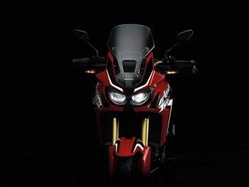 Hé lộ hình ảnh Adventure đầu tiên của Honda ra mắt vào mùa thu năm nay
