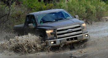 Bán tải Ford F-150 có nguy cơ mất lái