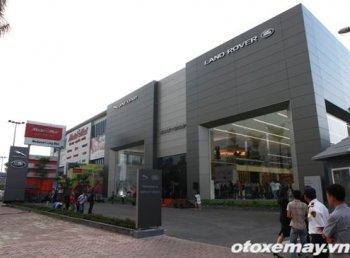Jaguar và Land Rover ra mắt chính hãng tại Hà Nội