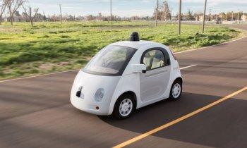 """Xe tự lái """"made by Google"""" sẵn sàng xuống phố"""