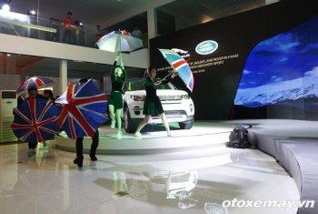 Land Rover Discovery Sport 2015 nhập hãng giá từ 2,5 tỷ đồng