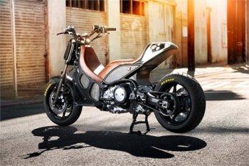 Yamaha T-Max phiên bản xe ga độ kịch độc