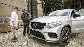 """Mercedes-Benz ra mắt nhiều mẫu xe mới trong """"Công viên kỷ Jura"""""""