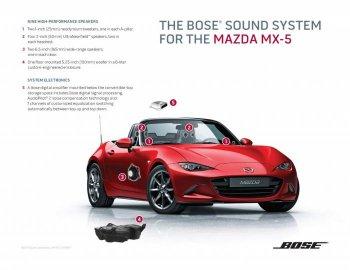 Mazda MX-5 2016 lái xe thưởng nhạc hi-end
