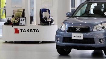 Takata thừa nhận gần 34 triệu xe lỗi túi khí