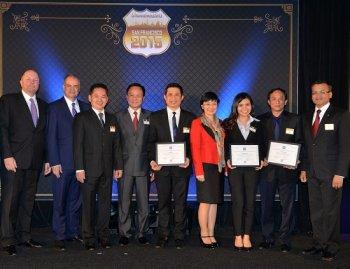 Đại lý Chevrolet Việt Nam giành giải chất lượng thế giới