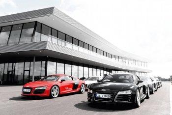 Mua Audi đi nghỉ kết hợp học đua xe tại Phú Quốc