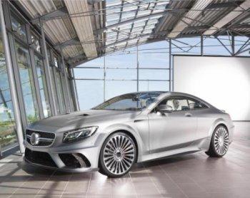 """Mercedes-Benz S63 AMG Coupe """"sung"""" hơn với gói độ của Mansory"""