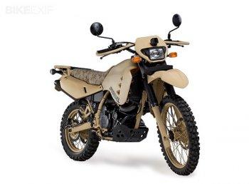Độc đáo mô tô chạy bằng 7 loại nhiên liệu