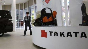 Số xe dính lỗi túi khí Takata tiếp tục tăng cao