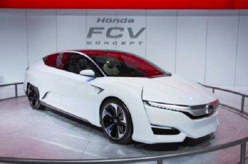 Năm 2020, Honda sẽ có xe pin nhiên liệu sản xuất hàng loạt