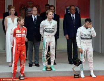 F1 2015: Chiến thắng đầy may mắn giành cho Nico Rosberg