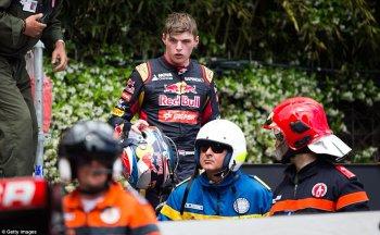 """F1 2015: """"Lúa non"""" Max Verstappen gây tai nạn nguy hiểm tại Monaco GP"""