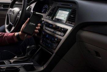 Hyundai Sonata: Mẫu xe đầu tiên trang bị Android Auto
