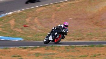 I.O.M TT 2015: Lee Johnston bắt đầu tập luyện với xe Victory mới
