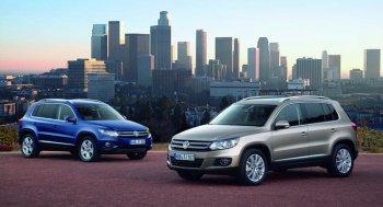VW Tiguan mới nâng cấp động cơ, thêm hệ thống giải trí