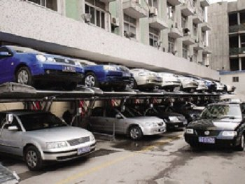 Bắc Kinh lại tái diễn đề xuất muốn mua ôtô phải có chỗ đậu xe
