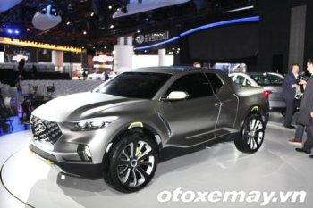 Hyundai phát triển mẫu xe bán tải mới từ SUV Tucson