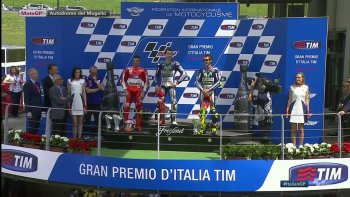 MotoGP 2015: Chiến thắng chặng thứ ba liên tiếp giành cho Lorenzo