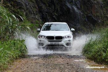 BMW X6 2015 tiếp tục hút hồn SUV Coupe