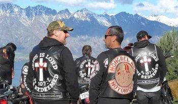 Ảnh nghệ thuật của những trùm băng đảng mô tô