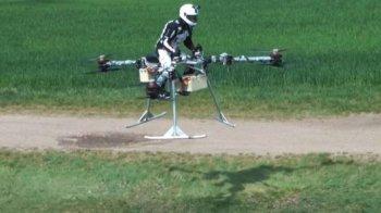 Giấc mơ biker chơi xe bay sắp thành hiện thực