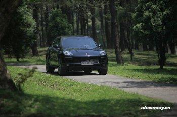 Porsche Macan lái để hưởng thụ