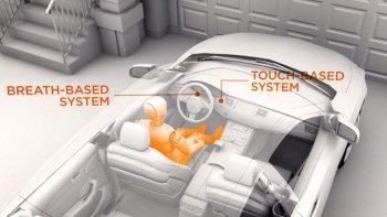 Xe công nghệ ngăn tài xế say xỉn cầm lái sẽ sớm xuất hiện