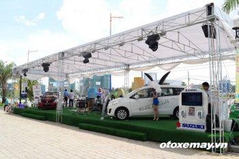 Cơ hội trải nghiệm xe thể thao và xe đa dụng mới của Suzuki tại Sài Gòn